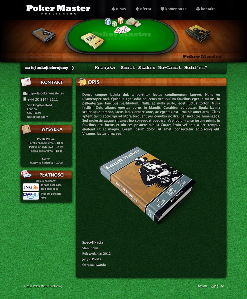 Poker masterclass